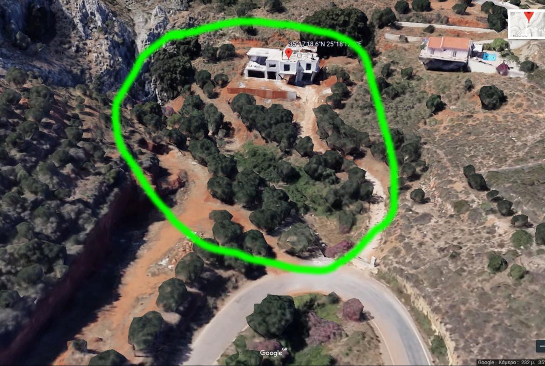 gouves crete villa