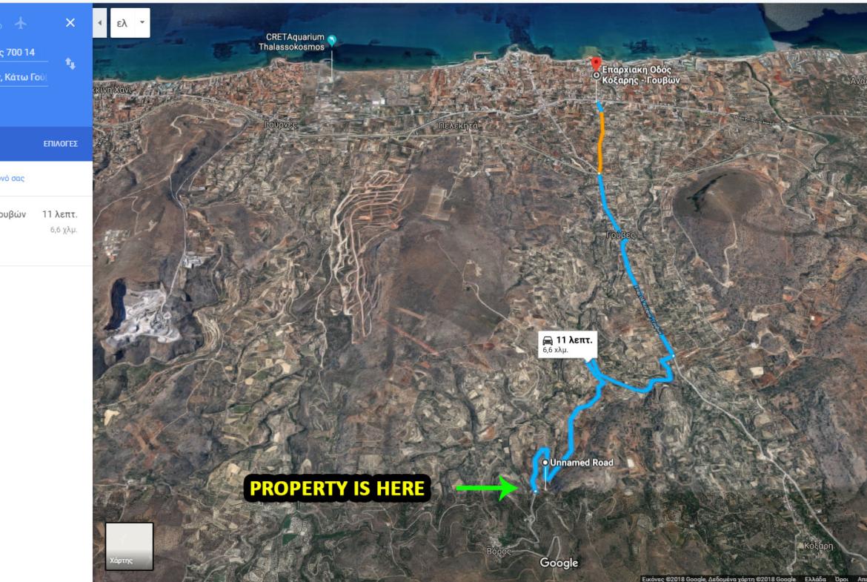 villa for sale in Crete