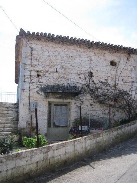 πωλείται παλιά κατοικία στην Ελληνοεκλησιά